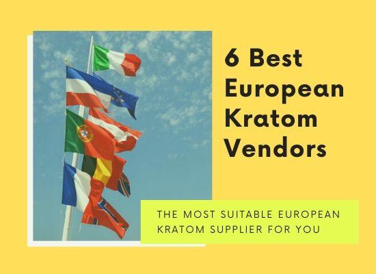 Best Online European Kratom Vendors