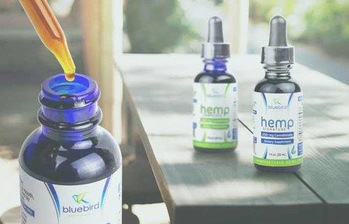 BlueBird Botanicals CBD Hemp Oil Reviews