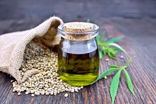 Can You Get High From Hemp Seed Oil