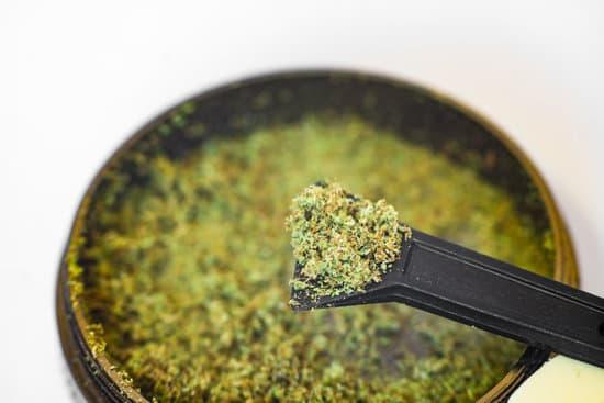 Cannabis Kief