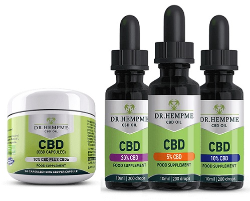 Dr. Hemp Me CBD Review