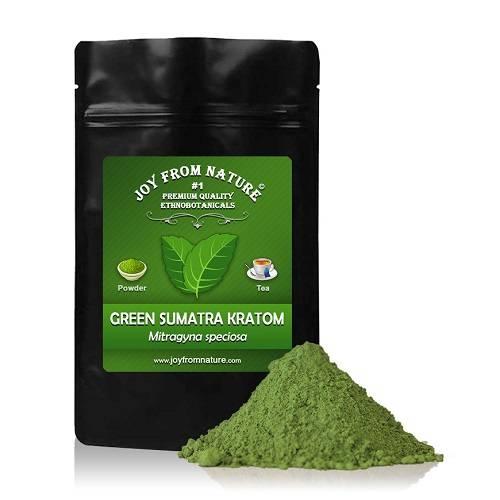 Green Vein Sumatra review