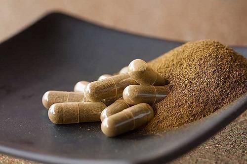 Fill Gel Vegetarian Kratom Capsules With Powders