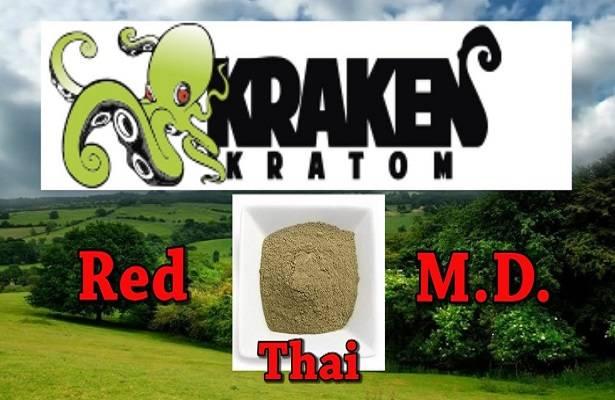 Kraken Kratom Brand