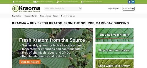 Kraoma Online Shop