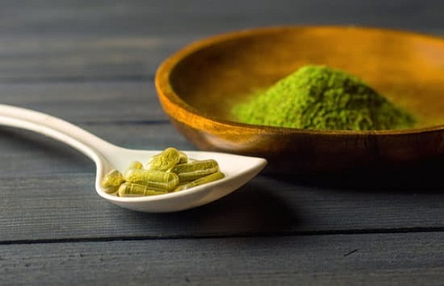The Kratom Powder & Capsules