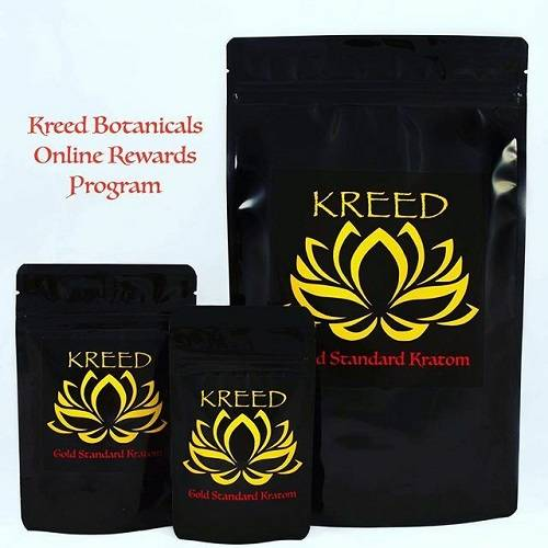 Kreed Botanicals high