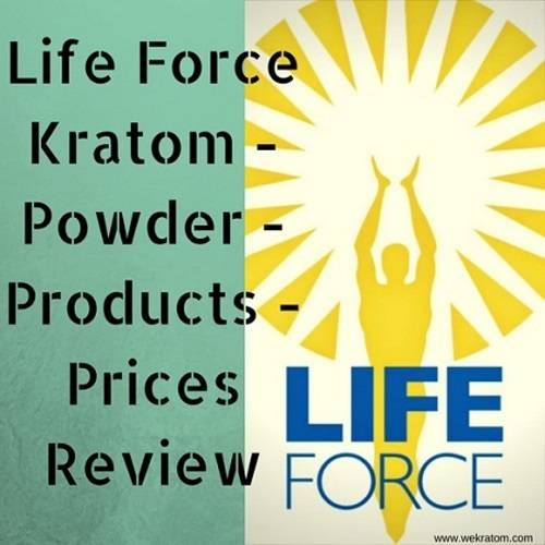 Force Kratom Review