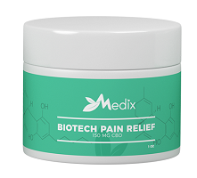 Medix formulated topical pain cream