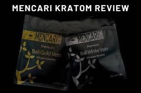 Mencari Kratom Review – A Best Review For Kratom Lovers 2020