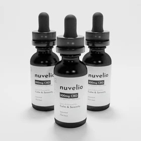 Nuvelio Naturals Full Spectrum CBD Oil