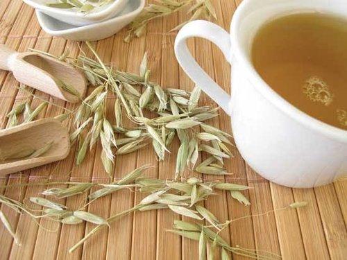 How Do You Make Oat Straw Tea?
