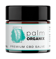 Palm Organix CBD Pain Cream