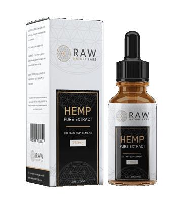 RAW Nature Labs Hemp CBD Review