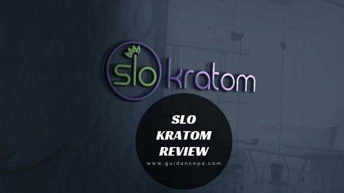 SLO Kratom Review 2020