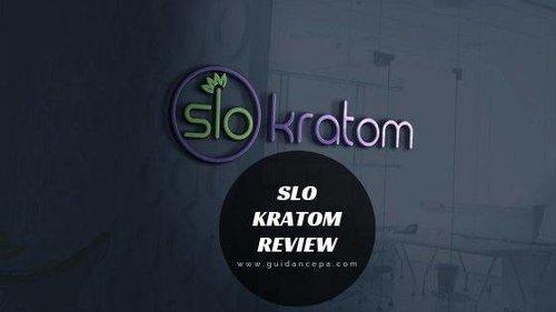 SLO Kratom Review 2020