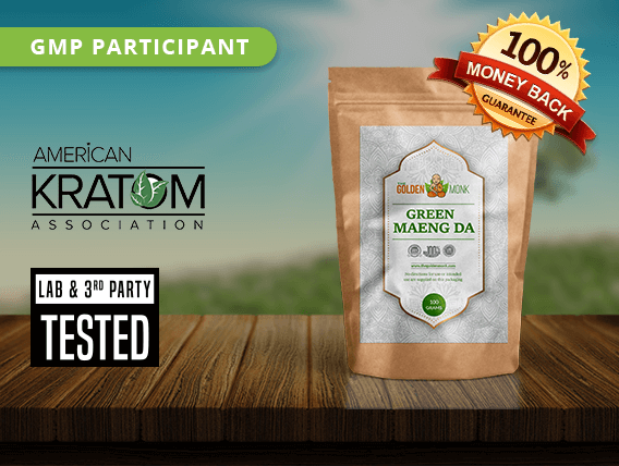 The Golden Monk Kratom Review