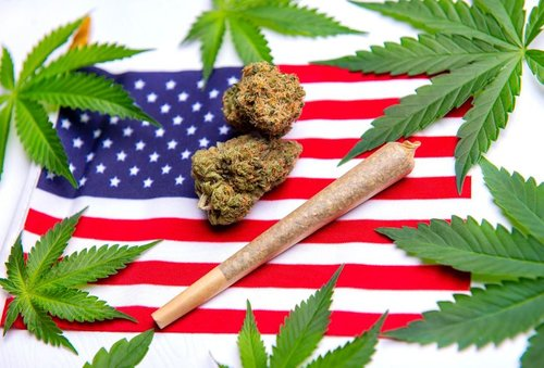 Where Is Marijuana Legal In The United States