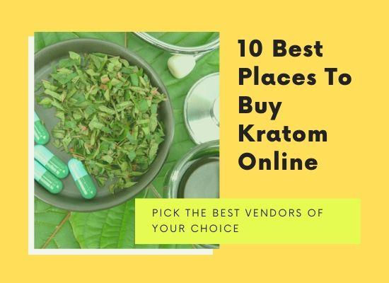 best places to buy kratom