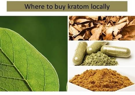 buy kratom locally