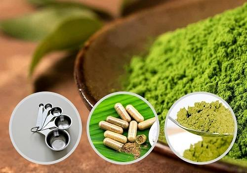 kratom dosage guide