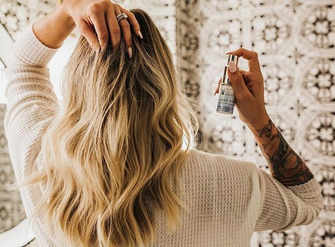 CBD For hair