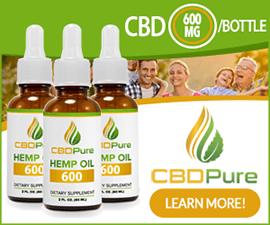 CBDPure CBD Oil For Sale