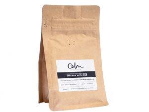 Calm Drinks UK CBD coffee