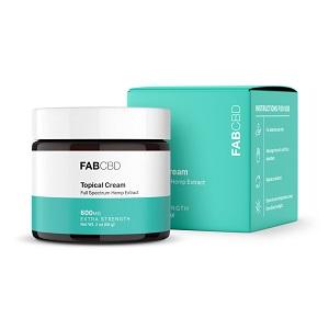 FABCBD Topical Cream