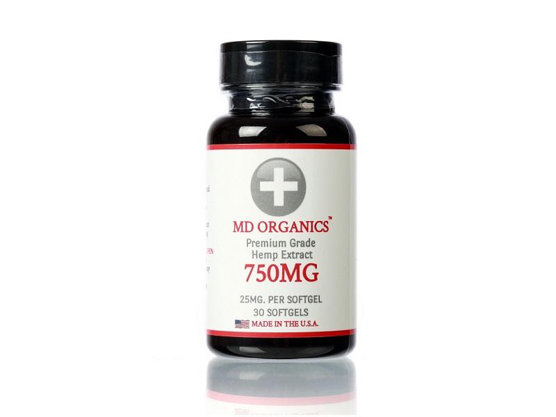 MD Organics 750mg-hemp-cbd-softgels-scaled