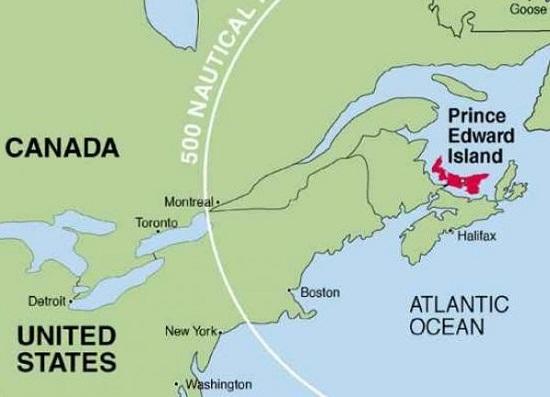Prince Edward Island CBD Oil