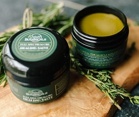 Best CBD Salve by Kats Botanicals
