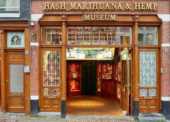 The Barcelona marijuana and hemp museum